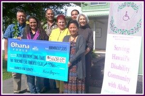 Photo of Ohana Fuels Check Presentation