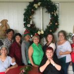Photo of Staff at Hilo Christmas Party