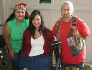 Photo of Hilo Board Members and Roxanne