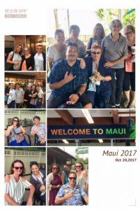 Photo collage of Staff Development Day