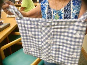 Picture of walker bag