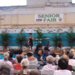 Photo of MEO Senior Fair stage