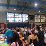 Photo of MEO Senior Fair crowd
