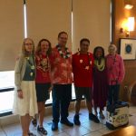 Photo of Maui staff with consumers recognized