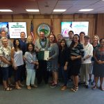 Photo of Maui Mental Health Awareness Day with Mayor